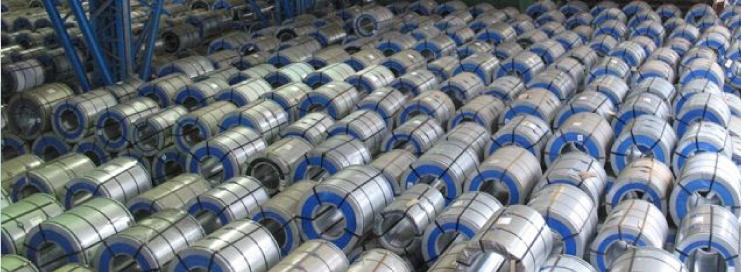 Оцинкованная рулонная сталь лучшего качества по выгодным ценам
