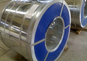 Оцинкованная сталь Zn
