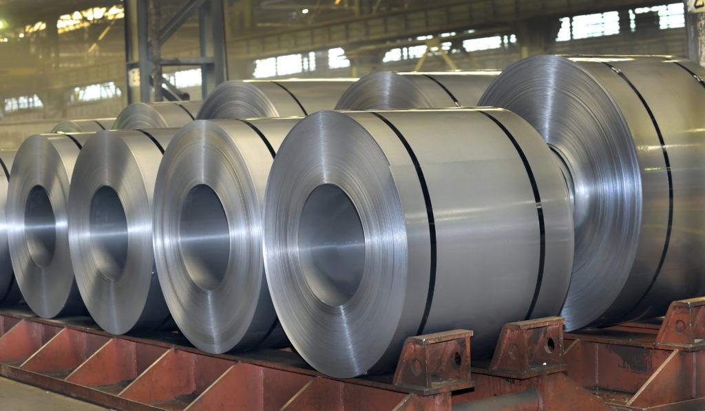 Хранение и транспортировка рулонной стали