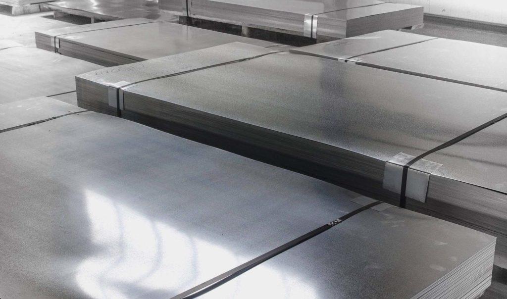 Классификация оцинкованной листовой стали