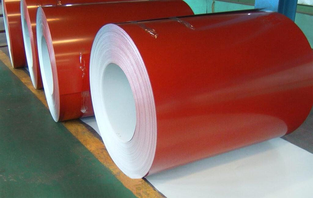Как наносят полимерное покрытие на металл