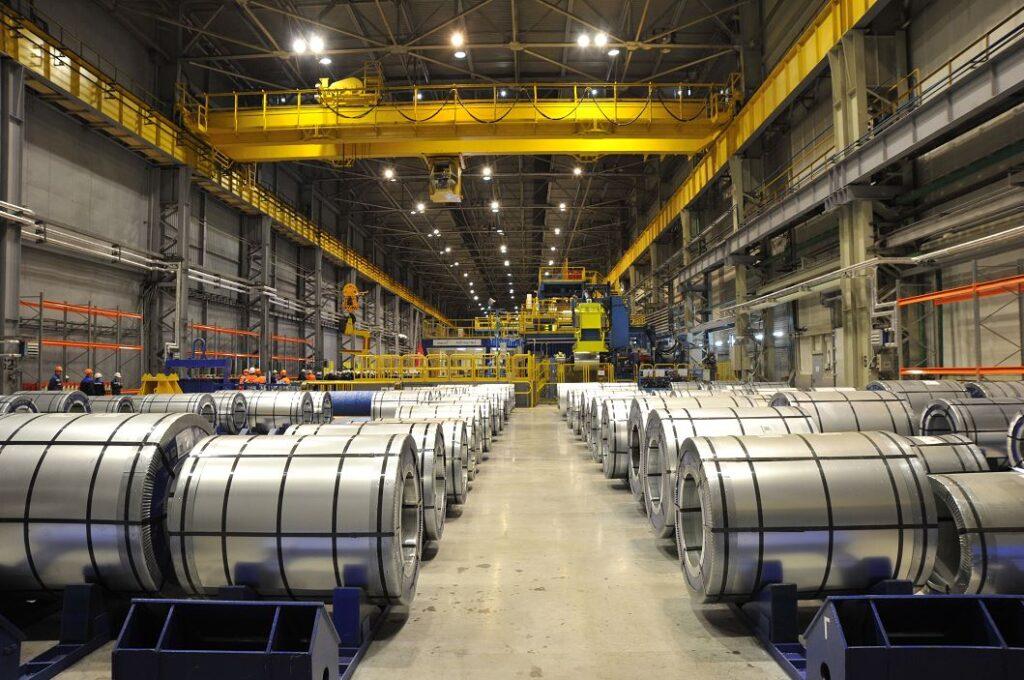 Холодный и горячий прокат металла: особенности применение и отличия