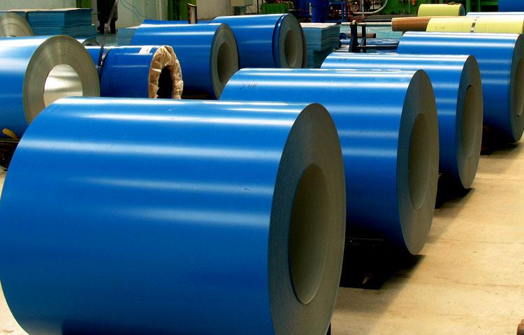 Где используют рулонную сталь с полимерным покрытием