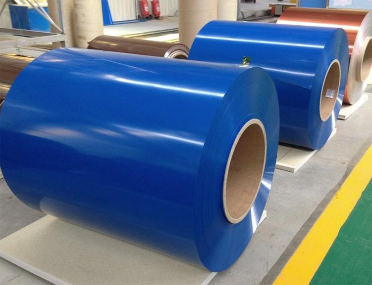 Как производится рулонная сталь