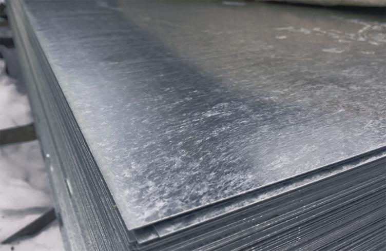 Як розрахувати вагу сталевого листа?