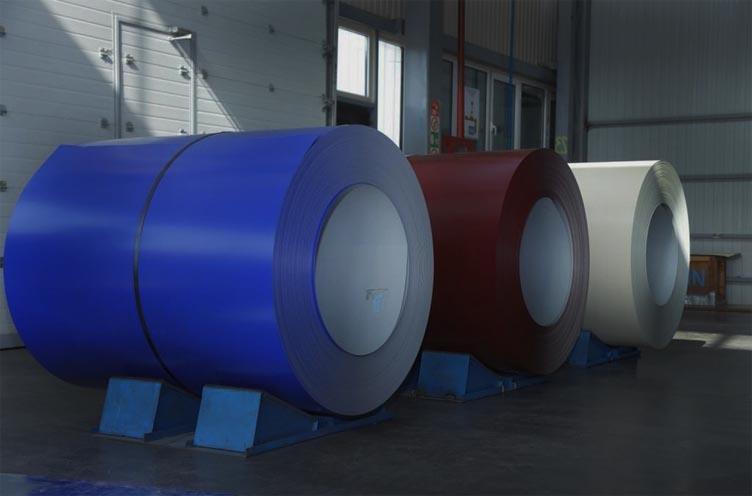 Від чого залежить ціна на рулонну сталь з полімерним покриттям