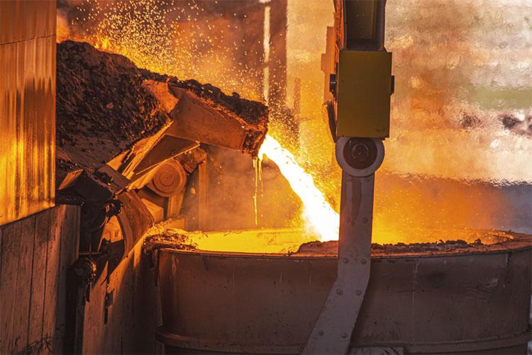 Виробництво сталі в червні 2021 році зросло